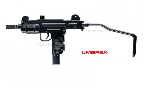 IWI Mini UZI CO-2 Luftdruckwaffe