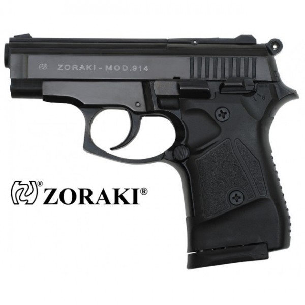 Zoraki 914 Schreckschusspistole 9mm P.A.K. Brüniert