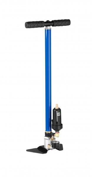 Walther / Hill MK5 Pressluftpumpe für Pressluftgewehre mit Trockenluft-Filtersystem