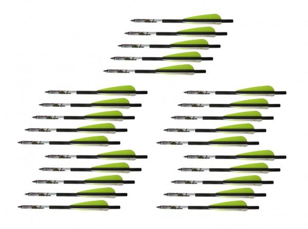 25 Stück Spezialbolzen Carbon für FX Ranchero