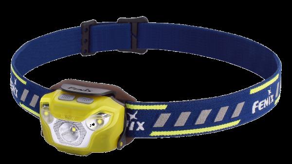 Fenix HL26R LED Stirnlampe Gelb