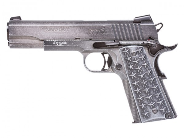 Sig Sauer 1911 WTP Special Edition CO2-Luftpistole