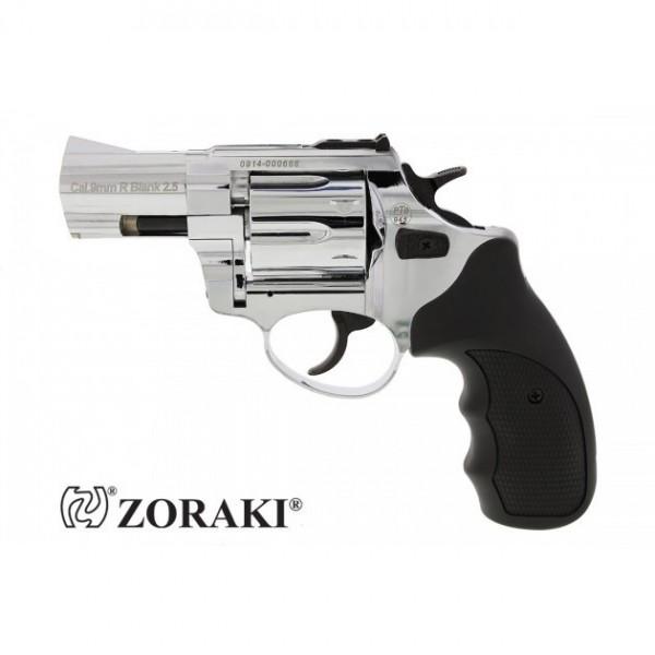 """Zoraki R1 Chrom 2,5"""" Schreckschussrevolver"""