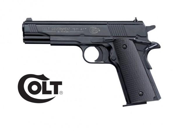 Colt Government 1911 A1 Brüniert CO-2 Pistole