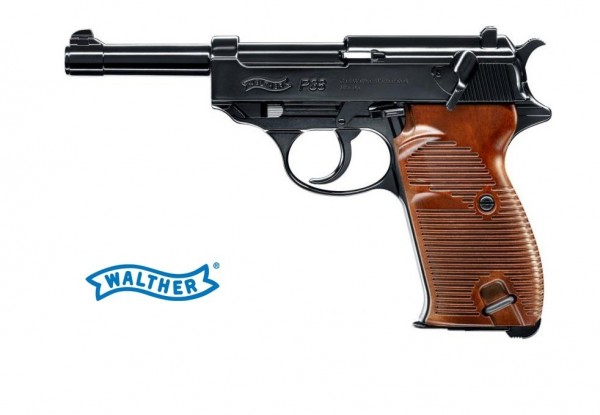 Walther P38 CO2 Pistole 4,5mm BB
