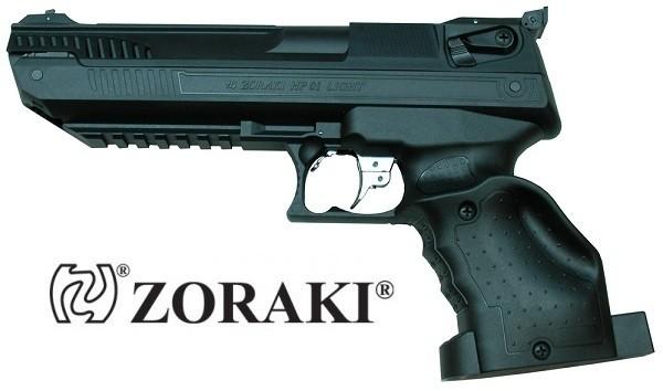 Zoraki Luftpistole HP01 Kal. 4,5 mm mit Rechtsgriff