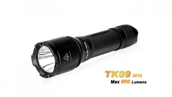 Fenix TK09 Cree XP-L HI LED Taschenlampe