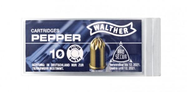 Walther Pfefferpatronen 9 mm R