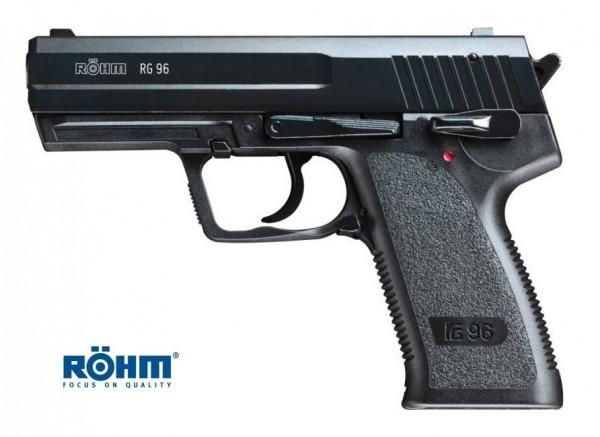 Röhm RG 96 Gaspistole Brüniert