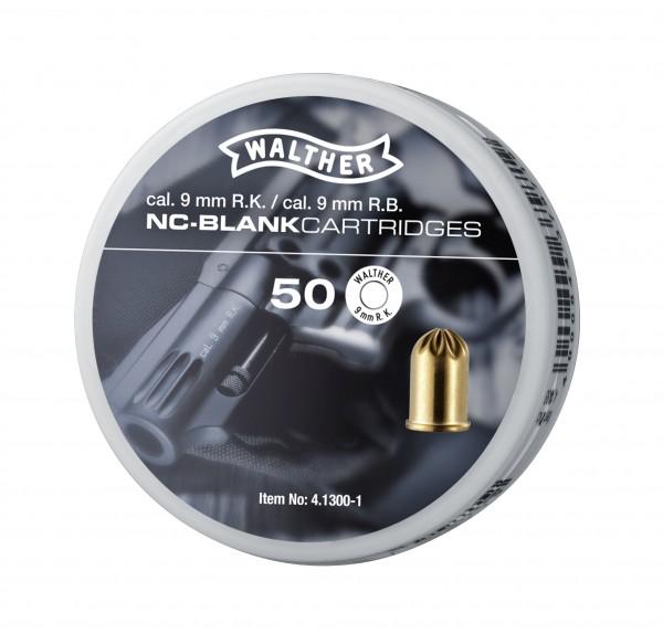 Platz-/ Knallpatronen 9 mm (.380) Umarex - Walther für Revolver