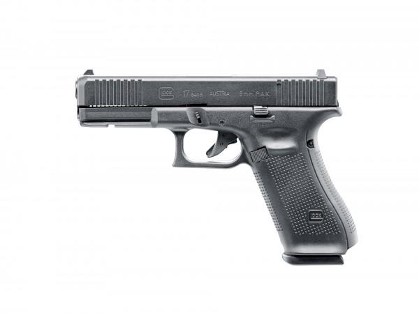 GLOCK 17 Gen5 Schreckschuss Pistole 9 mm P.A.K.
