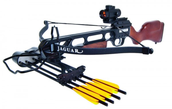 Recurve Armbrust Jaguar Mod. 2020 Holz