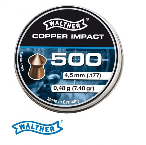 Walther Spitz-Diabolos Copper Impact