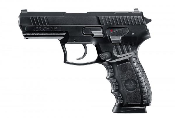 IWI Jericho B CO-2 Pistole Schwarz