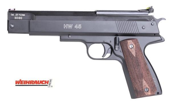 Weihrauch HW 45 Luftpistole