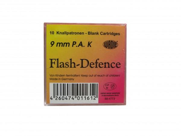 Wadie Flash Defence Kal. 9 mm P.A. für Pistolen