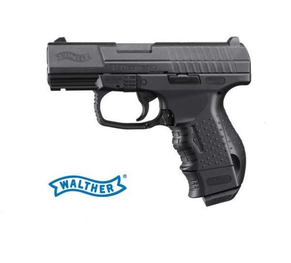 Walther CP 99 Compact Brüniert CO2 Pistole