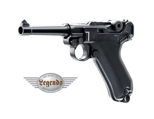 Legends P08 FM CO2-Pistole Blowback