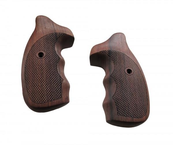 Holzgriffschalen für Zoraki R1 & R2 Schreckschuss Revolver