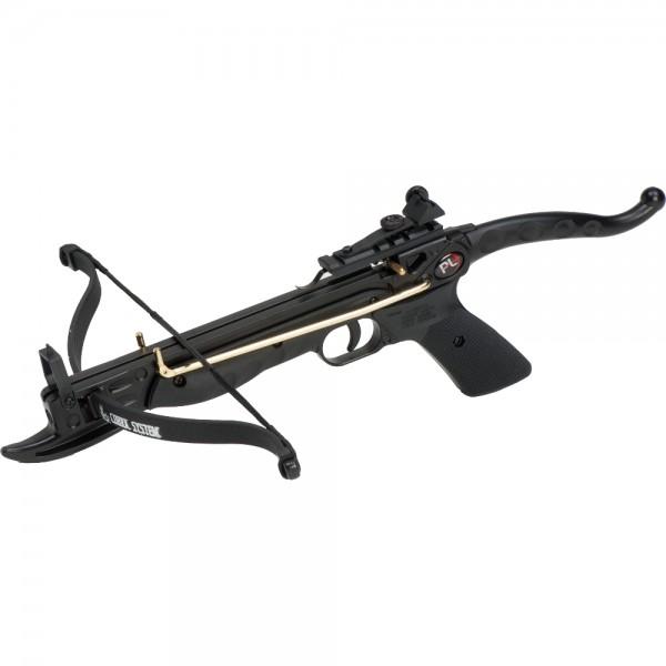 Pistolenarmbrust Cobra MX 80lbs Schwarz