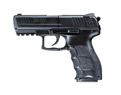 Heckler & Koch P30 Schwarz CO-2 Pistole