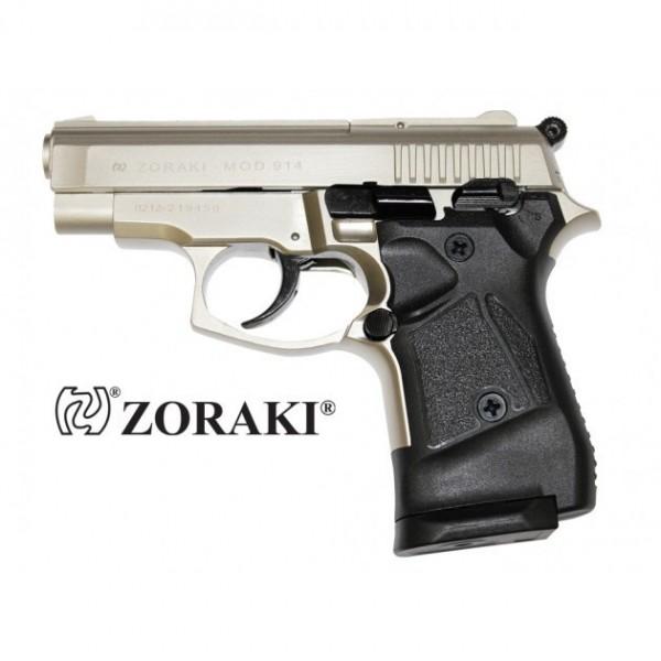 Zoraki 914 Schreckschusspistole 9mm P.A.K.Satina