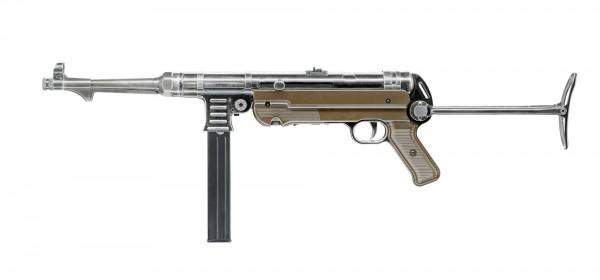 Legends MP German CO2 Maschinenpistole Kaliber 4,5 mm BB Legacy Edition
