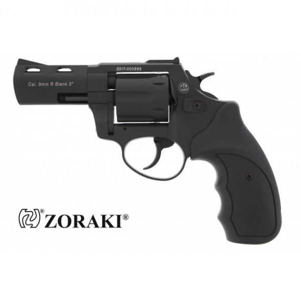 Zoraki R2 Schwarz 3'' Schreckschussrevolver