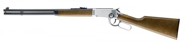 Legends Cowboy Rifle 4,5 mm BB CO2-Gewehr Polished Chrome