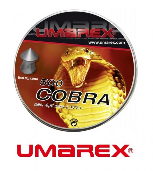Umarex Spitz-Diabolo Cobra
