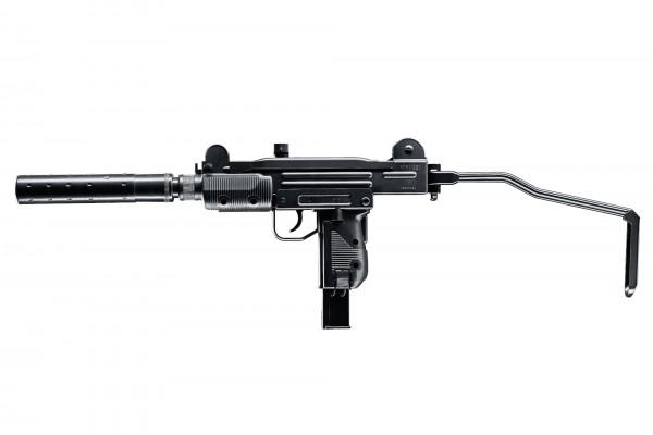 IWI Mini UZI CO2 Maschinenpistole 4,5 mm BB Blowback
