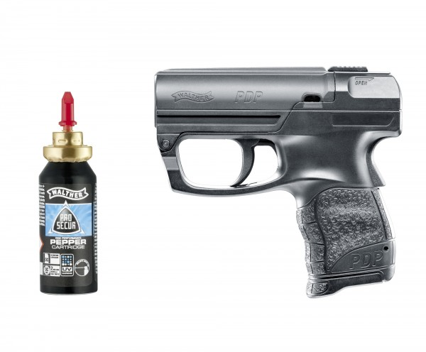 Walther Personal Defense Pistol PDP inklusive Pfefferkartusche