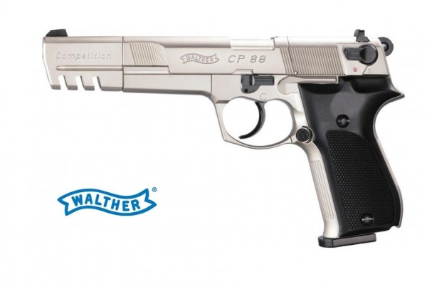 """Walther CP88 CO2-Pistole Competition 5,6"""""""