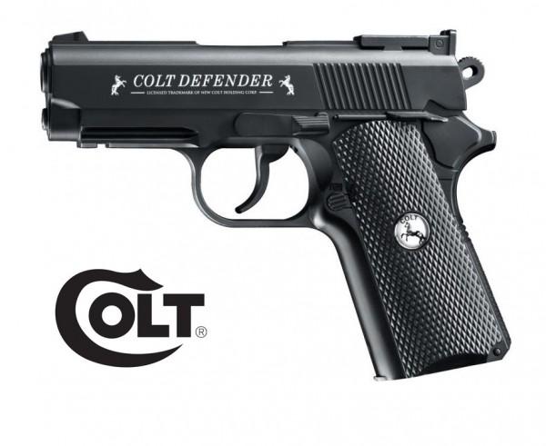 Colt Defender CO2 Pistole Brüniert