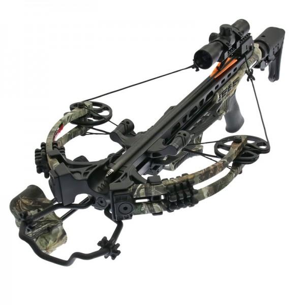 X-BOW Scorpion III Set 200 lbs Compoundarmbrust