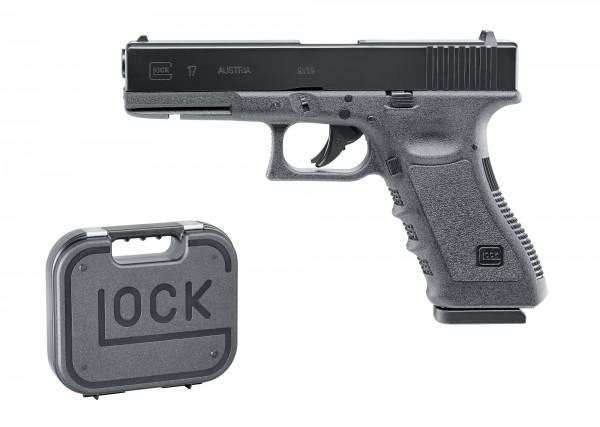 GLOCK 17 CO2 Pistole mit orginalem Glock Koffer 5.8365