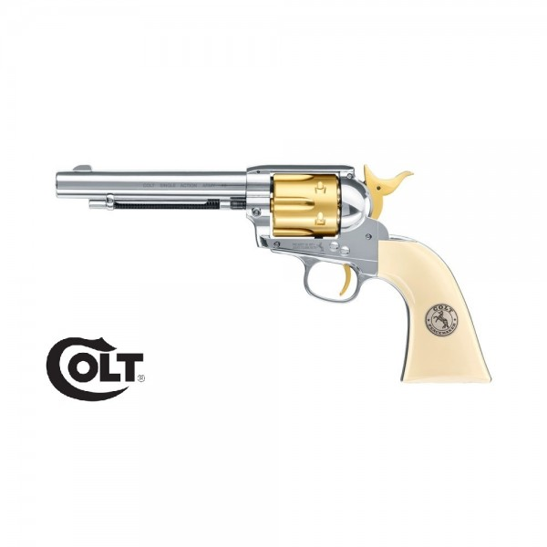 "Colt SAA .45-5.5"" Gold Edition"