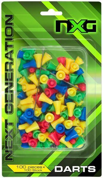 NXG Blowgun Darts - Blasrohr Nadelpfeile