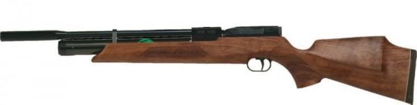 Weihrauch HW 100 S Pressluftgewehr 4,5 mm Schalldämpfer