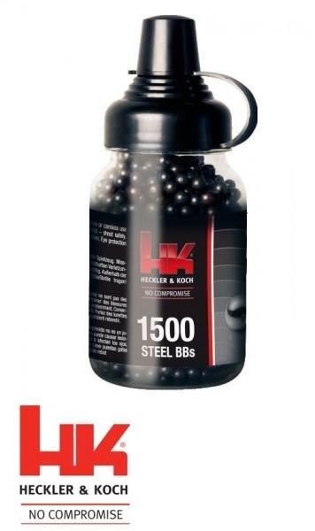 Heckler & Koch Steel BBs cal. 4,5 mm (.177) BB