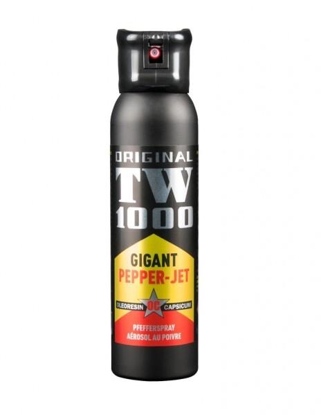 Pfefferspray TW1000 Pepper-Jet Gigant ( Jet-Strahl ) 150 ml