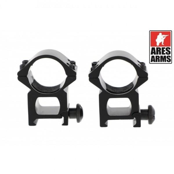 ARES ARMS Zielfernrohrmontage mit Durchsicht