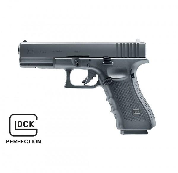 GLOCK 17 GEN4 CO2 Pistole 5.8364