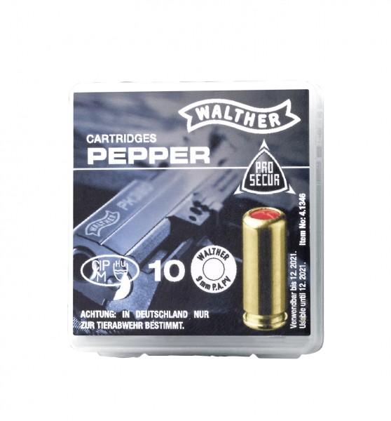 Walther Pfefferpatronen 9 mm P.A.