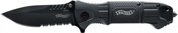 Walther Black Tac Messer