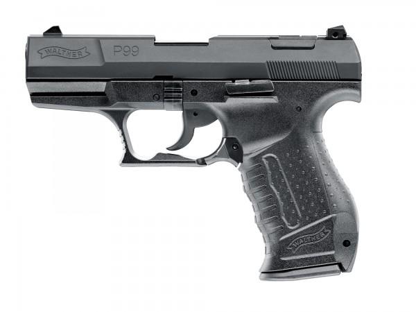 Walther P99 SV 9 mm P.A.K. Schreckschusspistole Schwarz