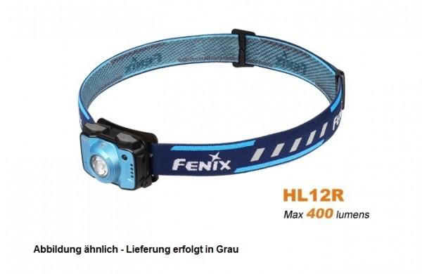 Fenix HL12R LED Stirnlampe Grau