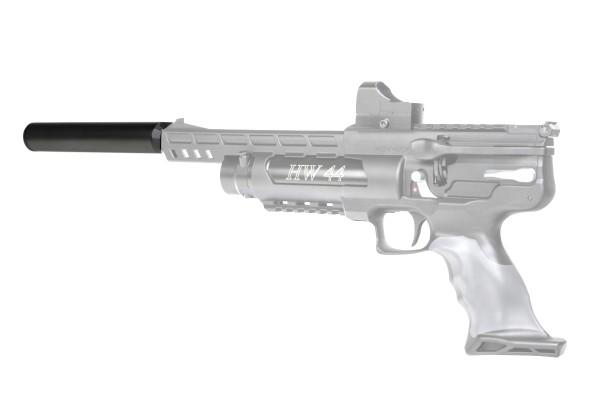 Schalldämpfer für Weihrauch HW44 Luftpistole