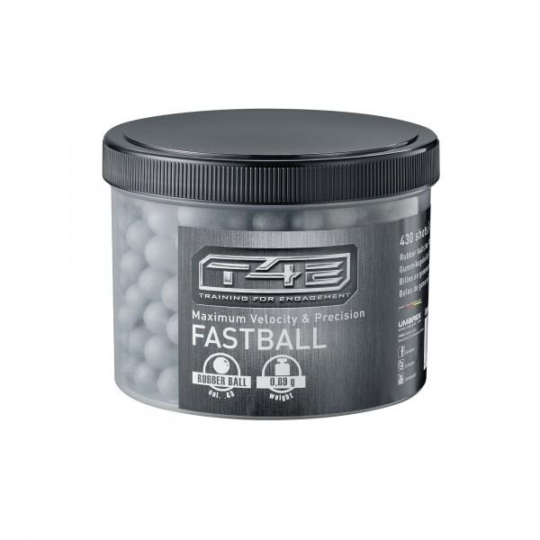 T4E Fastballs Kaliber .43 Anthrazit 430 Stück