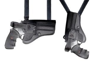 Radar Schulterholster für Waffen Größe 3